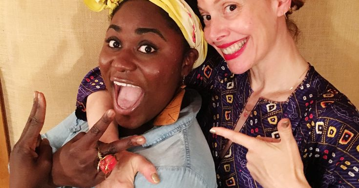 Actress & Activist Danielle Brooks On How Seeing Others Helped Her See Herself