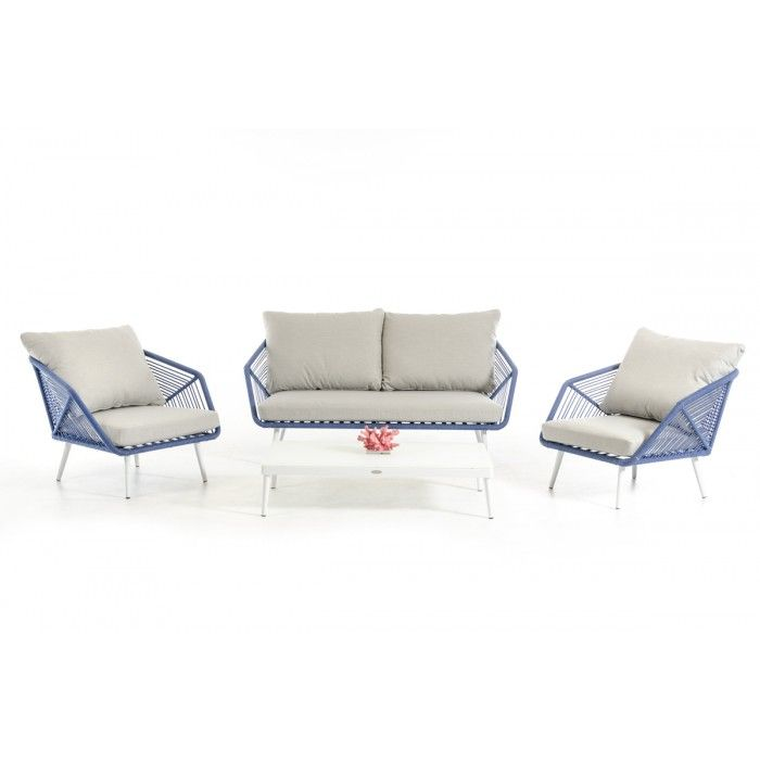 Renava Brichure Outdoor Sofa Set