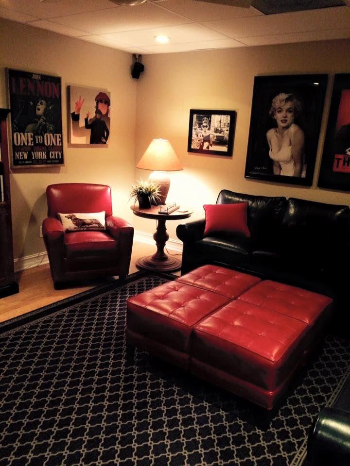 Home Theater Media Room Design By Inger Gilstrap