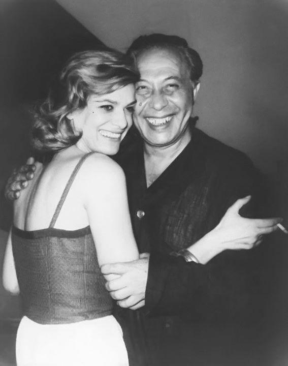 Μελίνα Μερκούρη & Κάρολος Κουν