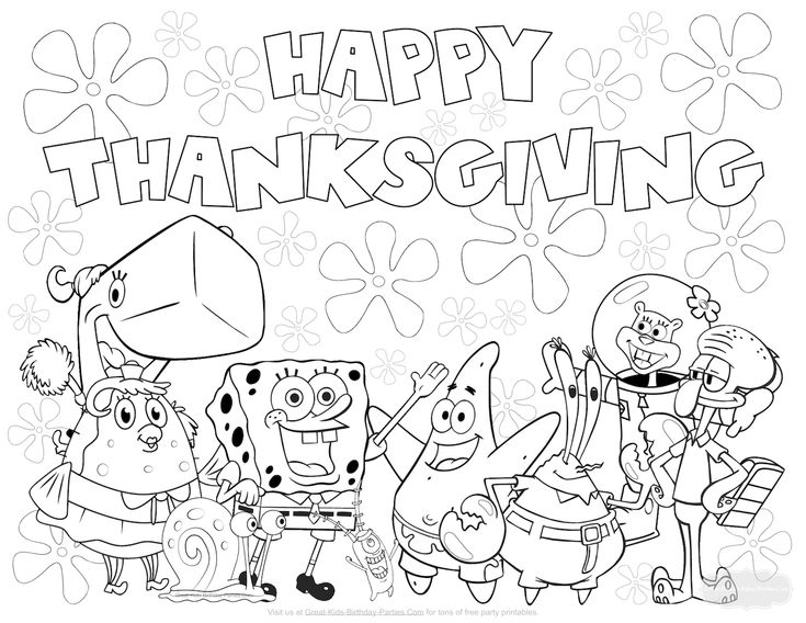 Tons (190+) of FREE Thanksgiving Printables, Coloring Pages, Activity Sheets, Crafts & Masks