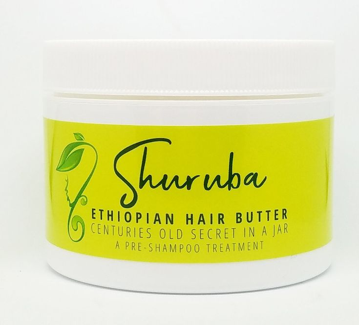 Ethiopian Hair Butter