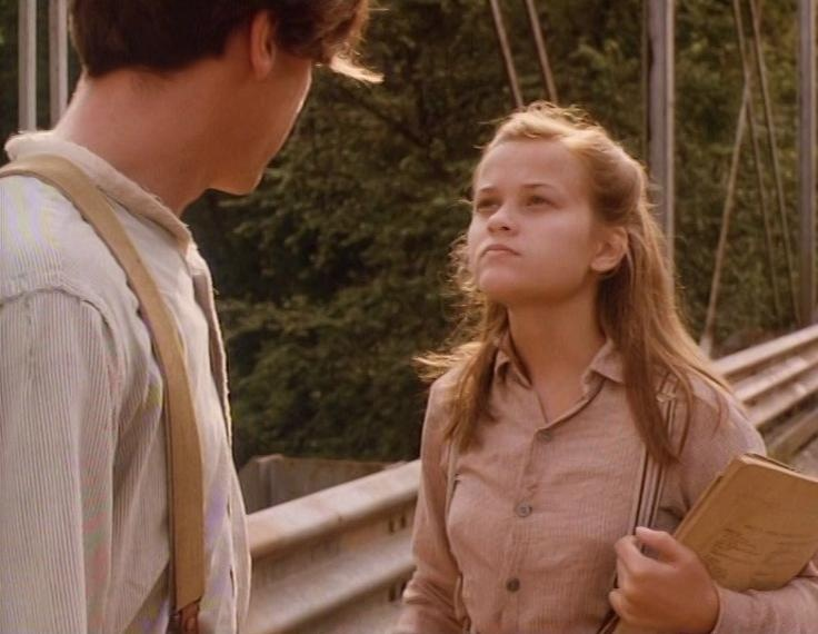 Young Reese Witherspoon In Wildflower  Reese Witherspoon -4037