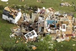 3 Often Overlooked Items in a Tornado Safety Kit.  Shoes to protect your feet from debris, drivers license (needed for proof of address when law enforcement close off the neighborhood), a whistle to call for help if trapped.  Plus a list of all the standard items to put in a tornado prep kit.