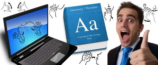 Intérpretes de ASL/Español: Diccionarios de ASL gratuitos a tu alcance