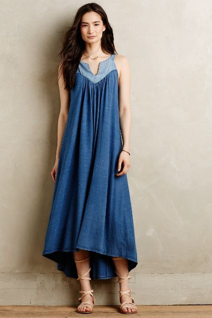 Nico Maxi Dress - anthropologie.com
