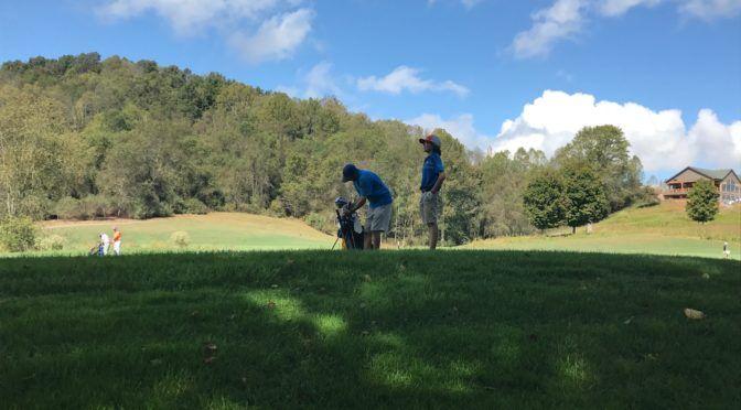 Read this article to hear what happened! The Palmer Course at Stonewall Jackson Resort - Andrew Bowie