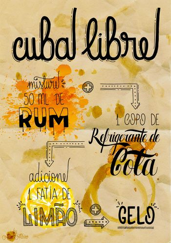 poster - Cuba Libre