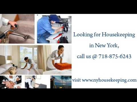 NY Housekeeping is locally owned and operated and we want 100 customer satisfactions with the services we provide. That is the main focus of our business. Our aim is to leave your home, or your business, as clean as you want it, so you can relax and be comfortable when you arrive.