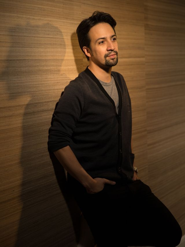 Lin-Manuel Miranda moves to London, promises terrible British accent