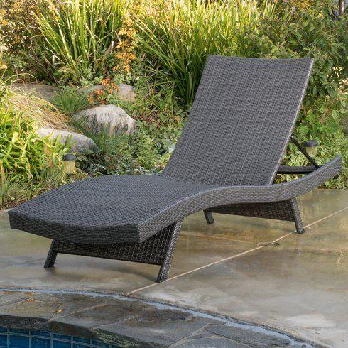 mercury row adjustable chaise lounge