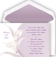 Calla Lily Wedding Invitations   Need Great Ideas For Calla Lily Invites?  Come Browse A Variety Of Pictures And Get Some Fabulous Inspiration For  Your ...