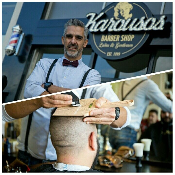 #karousos #barber #gentlemen #sundayseminar #oldschool #razorfated #straighrazor #flat