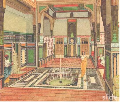 Ancient Egyptian Interior Architecture Palatial Mehei Sans Color