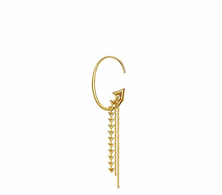 Louis Vuitton Fortune Earings