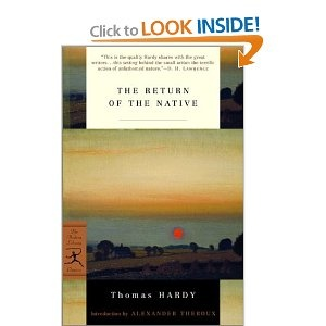 The Return of the Native by Thomas HardyWorth Reading, Bestselling Book, Hardy Novels, Book Worth, Book Covers, Modern Libraries, Thomas Hardy, Native Modern, Libraries Classic