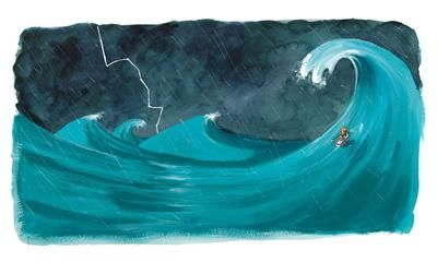 Oliver Jeffers: Lost and Found (Page 18/19)