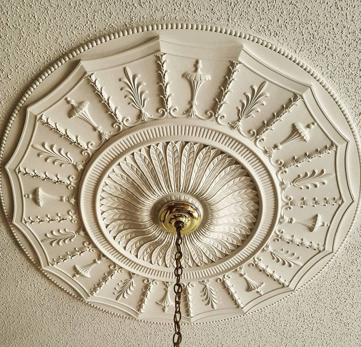Foyer Ceiling Medallion : Best medallions rims rosettes and domes images on