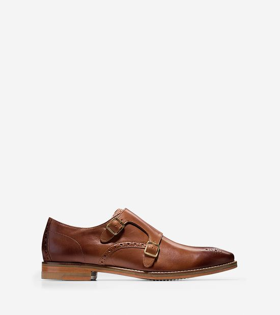 Cole Haan Cambridge Double Monk