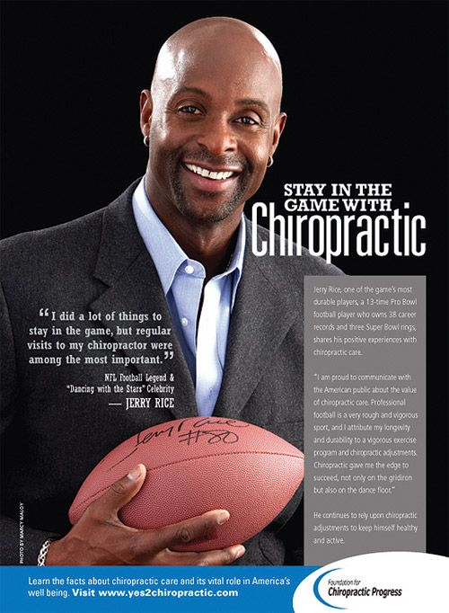 Chiropractic can help you stay in the game, whether you are a weekend warrior, a paid athlete,stay at home mom, or work all day at a desk.