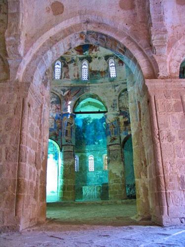 North Cyprus - Antiphonitis Monastery