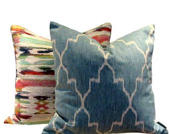 two ikat designs at #dwellissimo