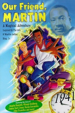 Image result for martin luther king jr movie animated