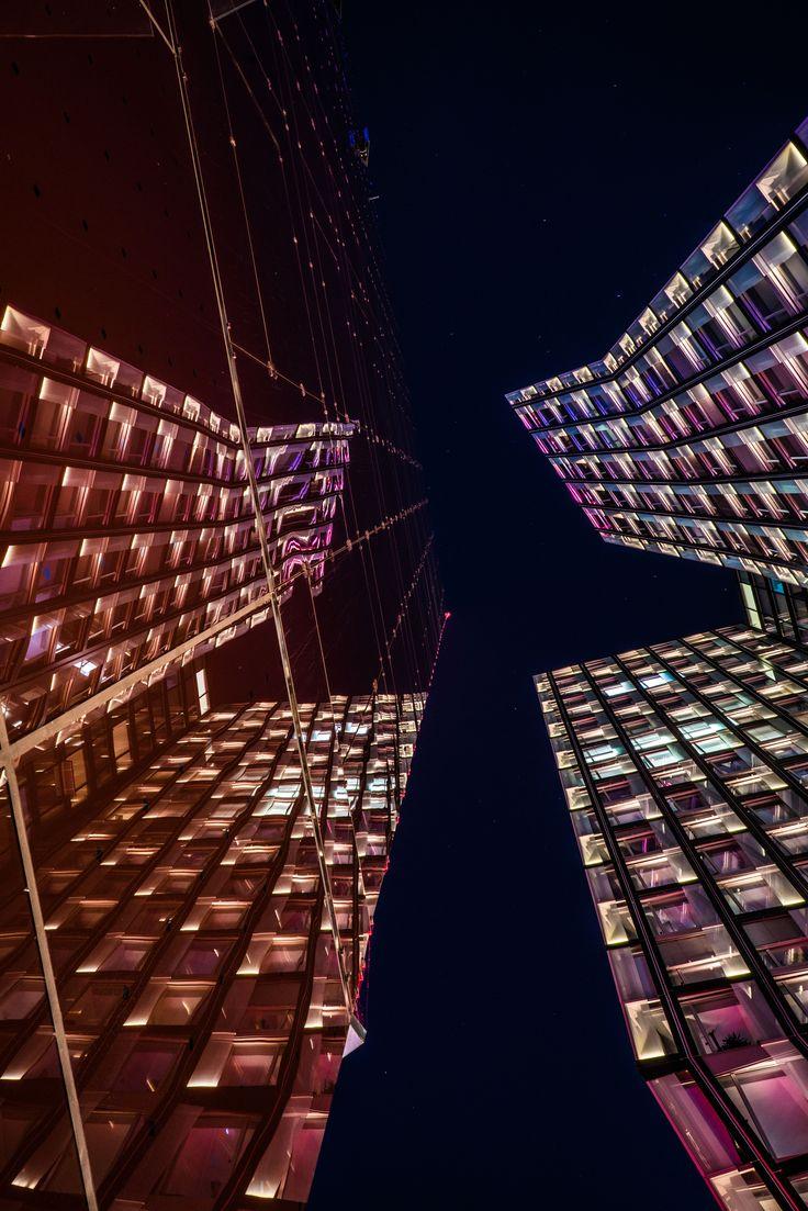 Hamburg Bild Tanzende Türme Reeperbahn | Bildschönes Hamburg