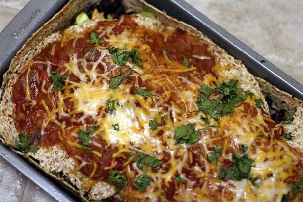 Mexican Lasagna Recipe | Recipes + Healthy Living: Dinner, Fannetastic Food, Wheat Belly, Healthy Eating, Lasagna Recipe