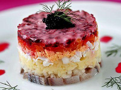 Иностранцы орусской кухне