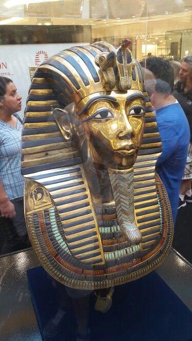 """Secrets of Egypt"" Expo. Curutiba, Brazil."