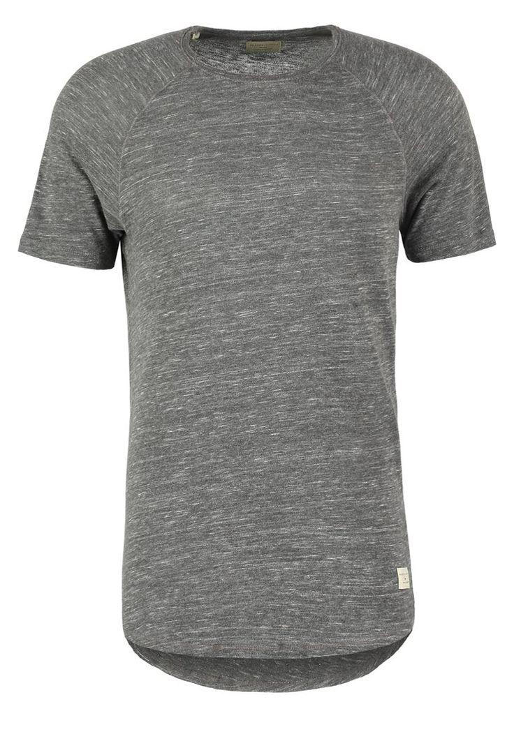 Selected Homme SHHBERTIL TALL FIT TShirt basic light grey melange Bekleidung bei Zalando.de | Material Oberstoff: 55% Baumwolle, 45% Viskose | Bekleidung jetzt versandkostenfrei bei Zalando.de bestellen!