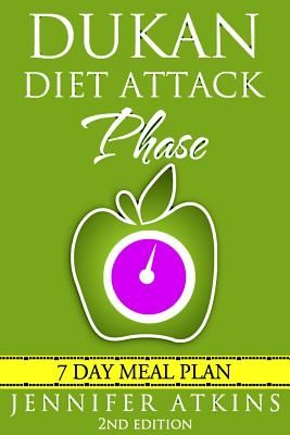 Dukan Diet: Attack Phase Meal Plan: 7 Day Weight Loss Plan * Be sure to check out this awesome product.
