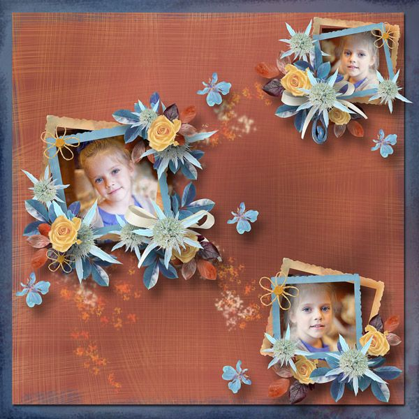 Flavors Of Fall that by MiSi Scrap and Ilonkas Scrapbook Design