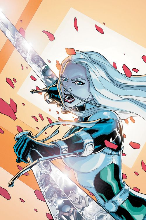 Rose Wilson (Ravager) by Pete Woods