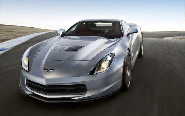 2014 Chevrolet Corvette C7 Concept