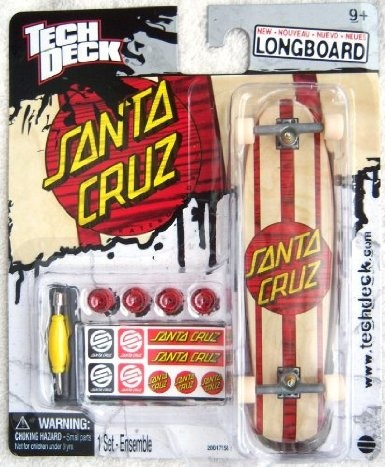 Amazon.com: Tech Deck 120mm Longboard Random design: Toys & Games $8.95