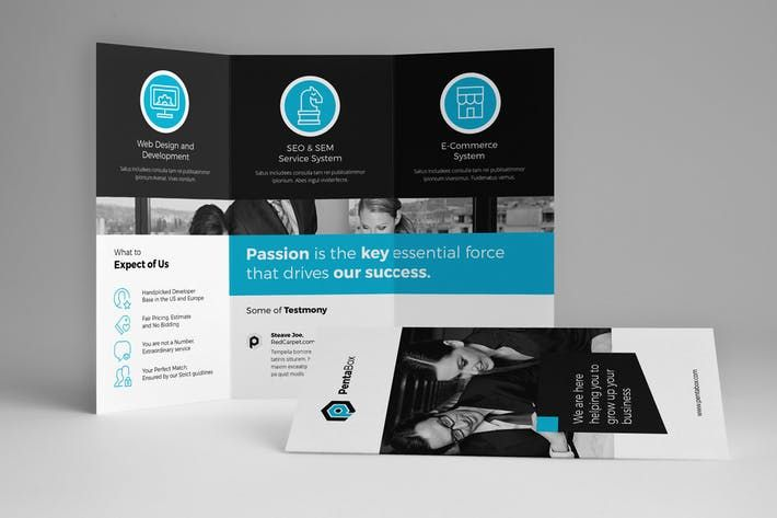trifold brochure template jobs apps download here http1 - Brochure Templates Envato