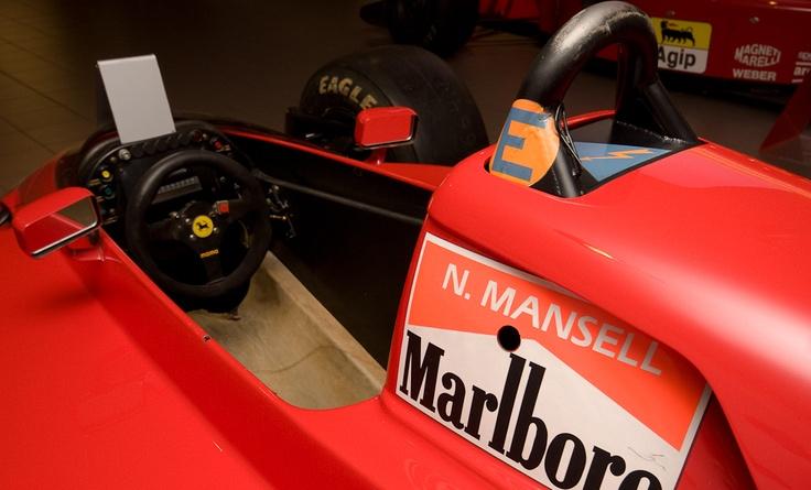 Ferrari F1-89 (F1 640) NIgel Mansell