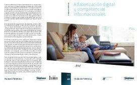 Libro: Alfabetización Digital presenta: @fundacionTef #CompetenciasDigitales