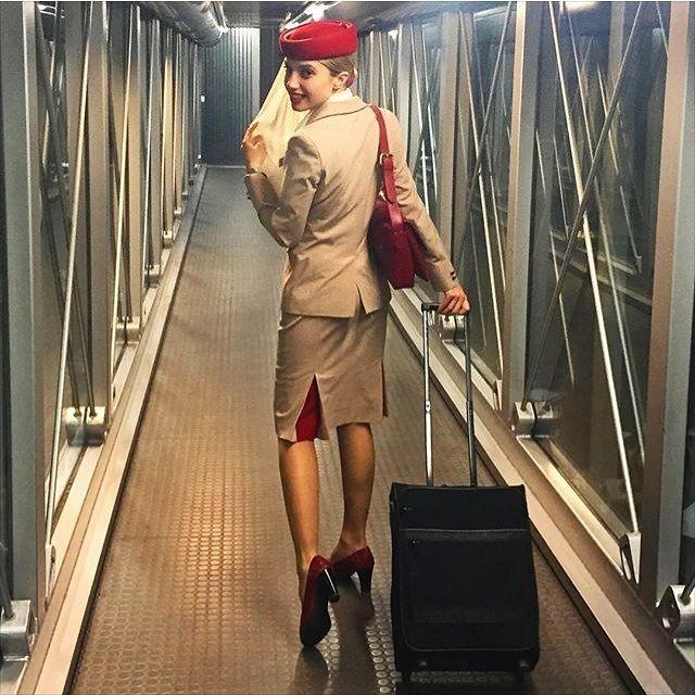 @mikaelaivan #flightattendant #FlightAttendantLife #aircrew #hostess #stewardess…