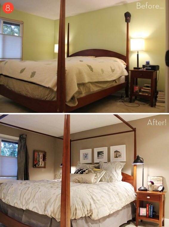 1000 images about bedrooms on pinterest master bedrooms for Beautiful bedroom designs on a budget