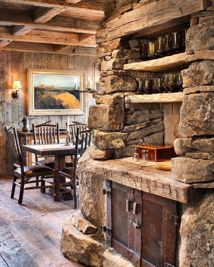 19 Log Cabin Home Décor Ideas: Best 25+ Log Home Decorating Ideas On Pinterest