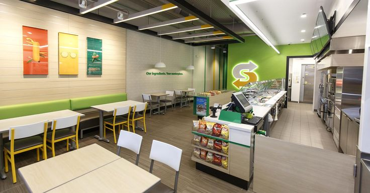For the first time in nearly 20 years, Subway stores are getting a major redesign