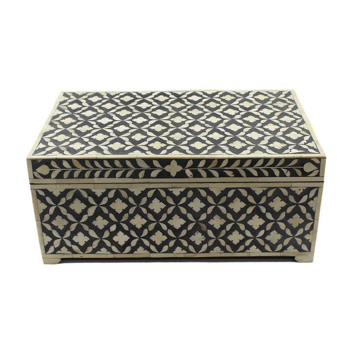 Decorative Bone Boxes : Decorative boxes bone jewelry and on