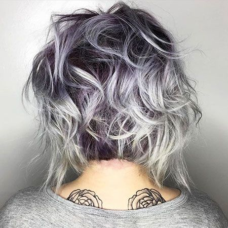 gray hair styles for black 85 best hairstyles 2016 2017 style shaggy hair 5355