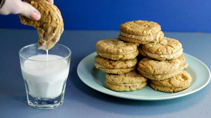 Christopher Kimball's Peanut Butter Sandwich Cookies