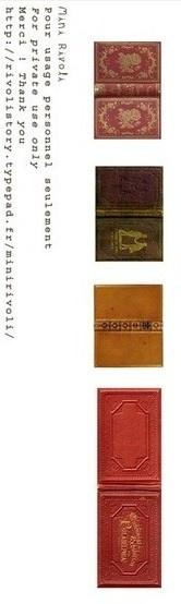 Book cover printable