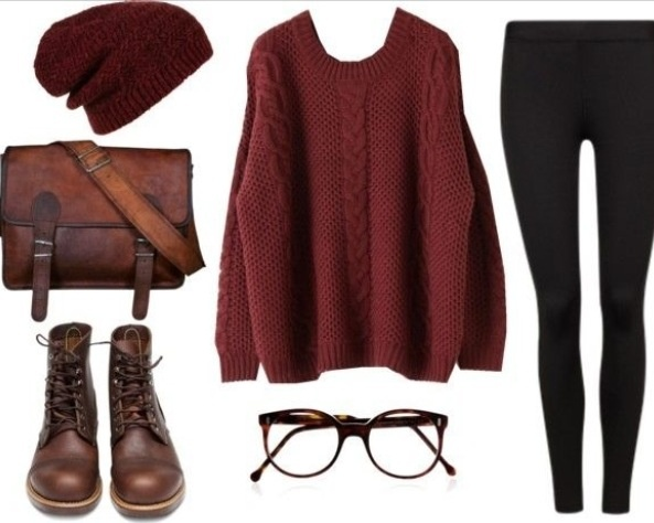 Cute, comfy outfit
