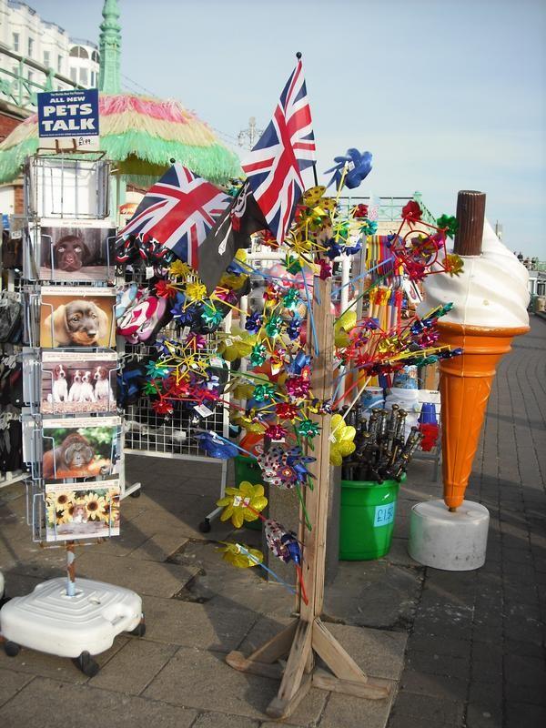I love the British seaside